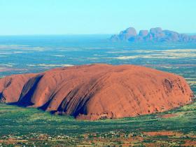 Uluru and Kata Juta